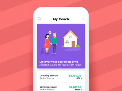 Bankin' - Discover your borrowing limit