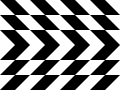 That way glitch neat modern geometric minimal illustrator after effects animation clean black  white black negative space negative motion direction