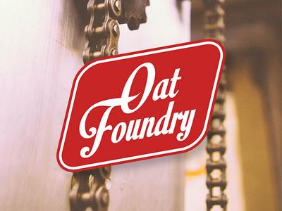 Oat Foundry Logo