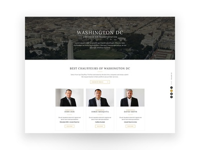 Best In Chauffeur - Washington DC Page