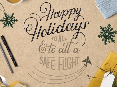 To All a Safe Flight