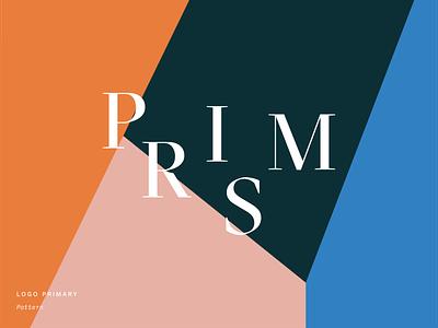 Prism work sans brand identity studio music prism logodesign logo branding