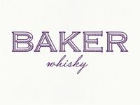 Baker Whisky