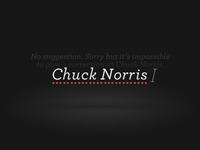 Chuck Norris Fact 1