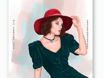 Digital painting/drawing shots illustration daily 2018 graphics poster color digital art