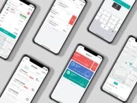 Enjoy The Special Car App UI Design