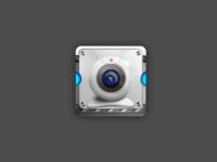 ICON Camera Icon Design