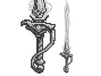 Value Study for Bloodraven Sword