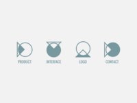 Minimalist Icons - designing within constraints