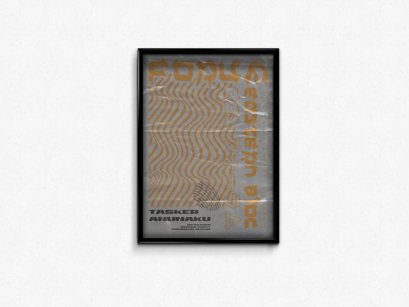 Forum 002 - Flyer Design