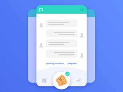 Flash Message — Daily UI challenge #011
