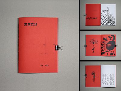 escu mag - Molдоva print art poster brutalism brutalist minimalism logotype illustration illustrator magazine design moldova escu graphic design mag magazine zine