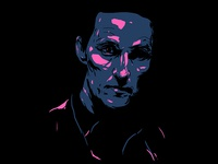 Matthew McConaughey // portrait.