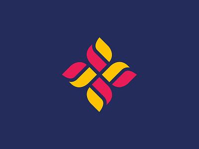 Coffey Medical Center // Logo design concept. logo pup escu alex symbol minimalism mark logotype vocal v