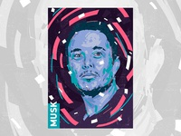 Elon Musk // Portrait