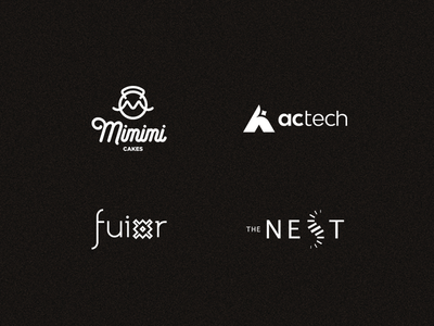 Logo Collection monogram logofolio logo collection identity design logomark branding logo logotype alex escu symbol mark minimalism