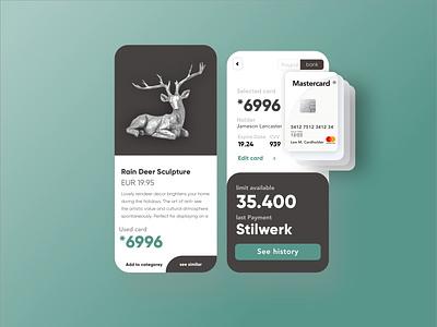 Financial Tracking app - Rebound