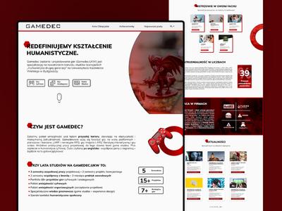 Gamedec Games University