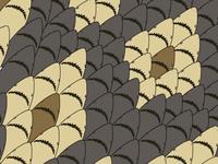 pattern - rattle snake skin