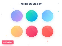 Freebie Background Color Gradient