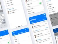 [WIP] ios app design