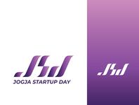 Logo Jogja Startup Day 2019