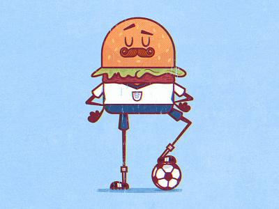 Billy Patty character mascot design character cartoon character character design illustration vector cartoon