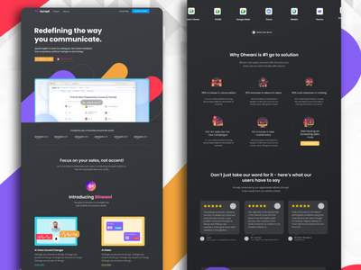 Dynopii Website Design & Development business product app design components ux logo branding ui illustration web