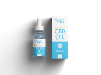 Creative CBD OIL packaging design