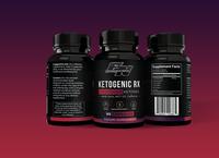 Ketogenic RX Label Design