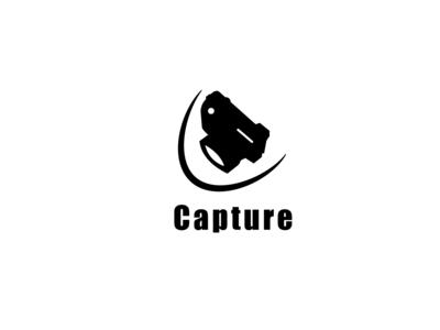 Capture ( Photography Logo )