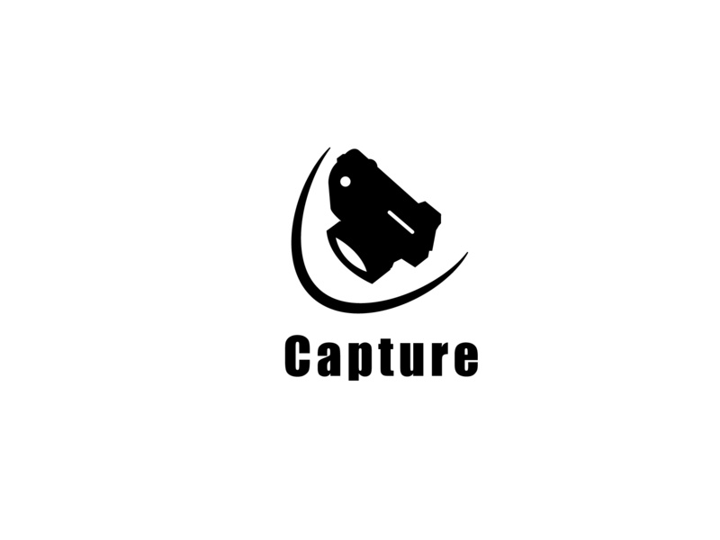 Capture ( Photography Logo ) by Bagus Iman on Dribbble