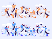 aifanfan  illustration try