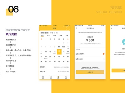 App Design of Restaurant 06