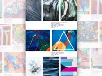 Painter Portfolio website