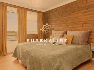 Eurekalire Furniture illustration character abstract branding icon vector symbol design logo futuristic furniture store furniture