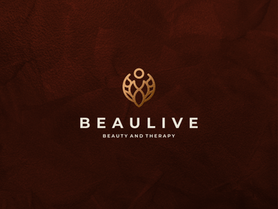 Beaulive - Beauty and Therapy illustration character branding abstract icon symbol design logo luxury women therapy beauty logo beauty