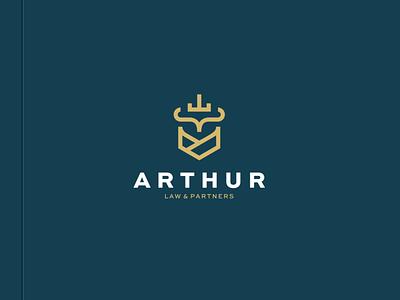 Arthur Law & Partners character branding icon vector symbol design logo owllogo owl legal partners attorney law