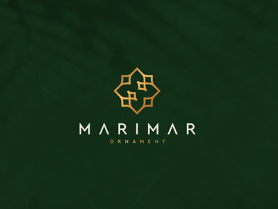 Marimar Ornament ux ui illustration character branding icon vector symbol design logo beautiful beauty luxury ornament