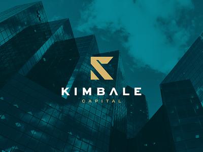 Kimbale Capital character branding vector symbol design logo icon mark logodesign logomark logogram logotype monogram kletter klogo
