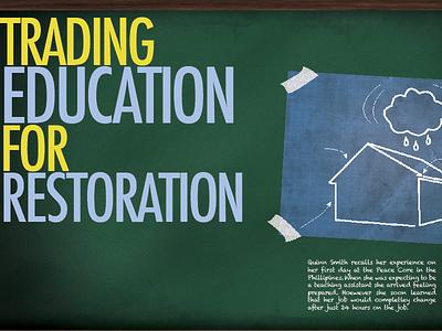 Storm 3 typography school chalkboard class project storm diagram blueprint