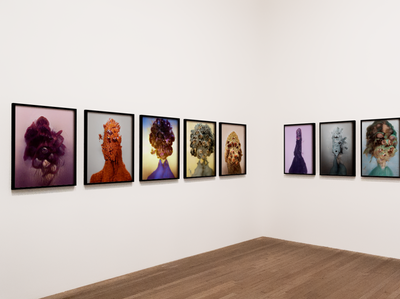 Monsters ML Art Gallery