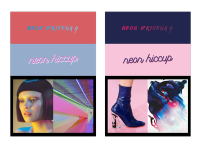 Neon Hiccup brand color wisf