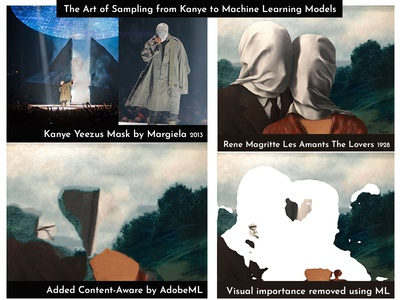 The art of sampling from Kanye to machine learning models