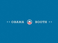 Photo Booth App for Obama 2012