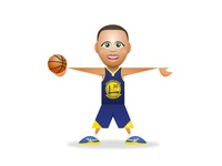 SupaStar Stephen Curry golden state warriors mvp nba supastar