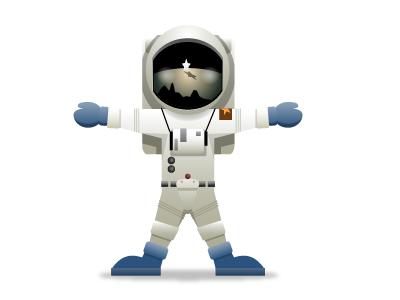 Ss astronaut