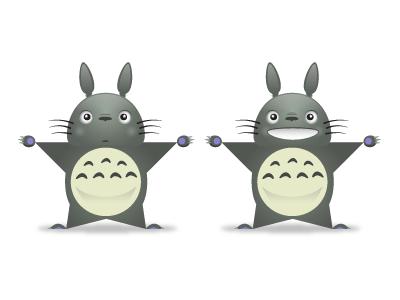 SupaStar Totoro supastar avatar totoro studio ghibli miyazaki
