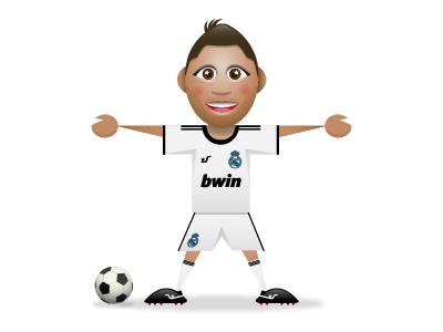 SupaStar Ronaldo supastar ronaldo football soccer real madrid sports