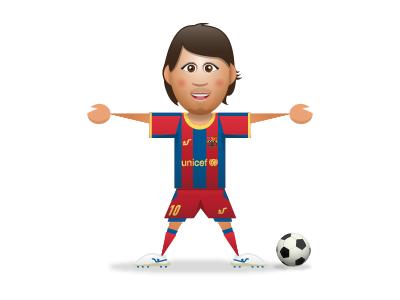 SupaStar Messi supastar messi football soccer fc barcelona sports